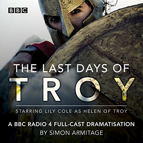 The Last Days of Troy audiobook cover art