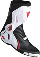Dainese Course D1 Out Boots (45) (Black/White/Lava Red)