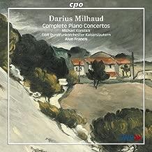 Best milhaud piano concerto Reviews