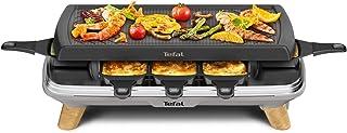 TEFAL Raclette Gril plancha 3en1 RE610D12 GOURMET