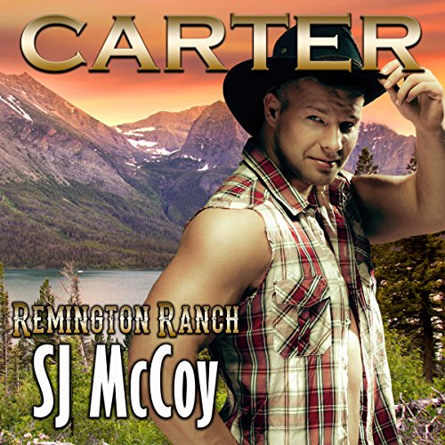Carter audiobook cover art