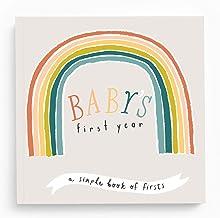 Baby Journal - Little Rainbow Memory Book