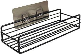Support de rangement pour salle de bain Étagère de rangement de salle de bain Organisation de la salle de bains murale Sup...