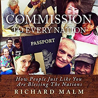 Commission to Every Nation audiobook cover art