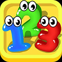 Counting number games for kids toddler