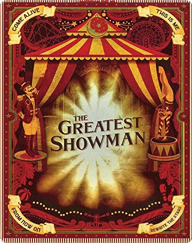 『グレイテスト・ショーマン ブルーレイ版 リミテッド・エディション スチールブック仕様 [Blu-ray]』の5枚目の画像