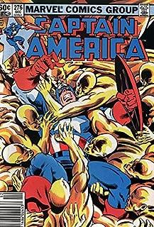 Captain America (1968 series) #276 NEWSSTAND
