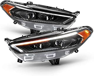 ford fusion mondeo headlights