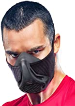 Sparthos Workout Mask - High Altitude Elevation Simulation - for Gym, Cardio, Fitness, Running, Endurance and HIIT Training [16 Breathing Levels]