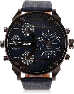 iWatch Herren Armbanduhr Japanisches Quarz Analog Vier-Beweg