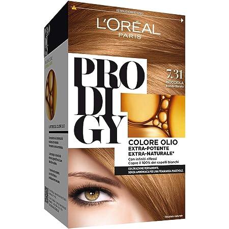 L Oréal Paris, Prodigy - Coloración permanente 7.0 Mandorla ...