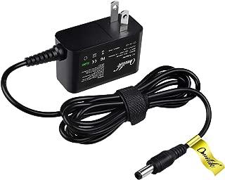 Omilik 12V-13.5V AC Adapter Fits for Jump N Carry JNC300XL JNC 300XL 900 Peak Amp Jump Starter Stanley J5CP 1000 Peak 500-Amp SuperStart 55002 Jump Starter 1000 Peak Amp Compressor Super Start Battery