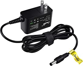 Omilik 6FT AC Adapter Fits for CEN TECH 5 in 1 Portable Power Pack # 60703 Jump Starter CEN TECH 4 in 1 3 in 1 Portable Power Pack # 69401 60657 Charger 4 in 1 Jump Starter Item# 39954 8884 CEN TECH