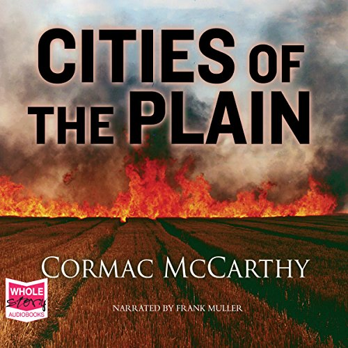 Cities of the Plain audiobook cover art