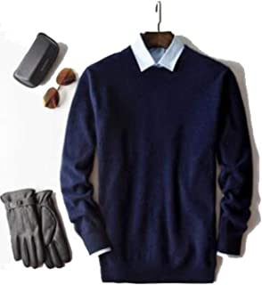 Cashmere Cotton Sweater Men Pullover Men Jumper Knitted Mens Sweaters