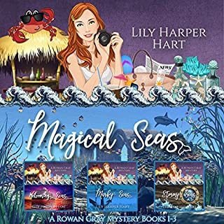 Magical Seas: A Rowan Gray Mystery Books 1-3                   By:                                                                                                                                 Lily Harper Hart                               Narrated by:                                                                                                                                 Kate Marcin                      Length: 17 hrs and 51 mins     1 rating     Overall 2.0