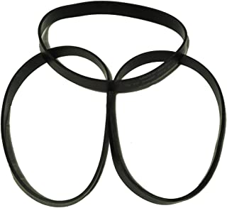 Sharp Upright Vacuum Cleaner Belt, Type BU3, DVC Generic Brand, Designed to fit Sharp Upright Vacuum Cleaners, 3 Belts in ...