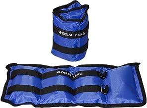 Delta Elite Dura-Strong Ayak Ağırlığı, Mavi