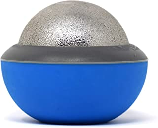 Cold Massage Roller - B33 Cryotherapy Massager by EKRIN ATHLETICS - 6 Hrs Cold Relief – Removable Massage Ball – Great for Recovery, Inflammation Control, Myofascial Release, Deep Tissue Massage
