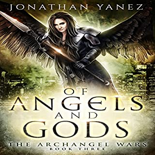 Of Angels and Gods audiobook cover art