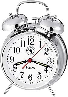 Best vintage bulova wind up alarm clock Reviews