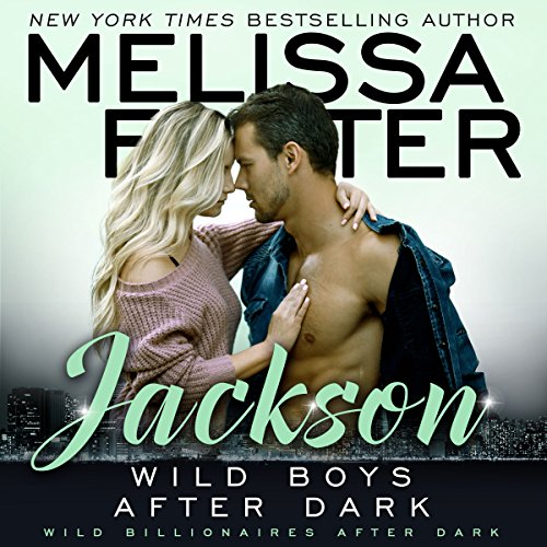 Wild Boys After Dark: Jackson audiobook cover art