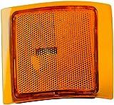 Dorman 1650139 Front Passenger Side Lower Side Marker Light Assembly for Select Chevrolet Models