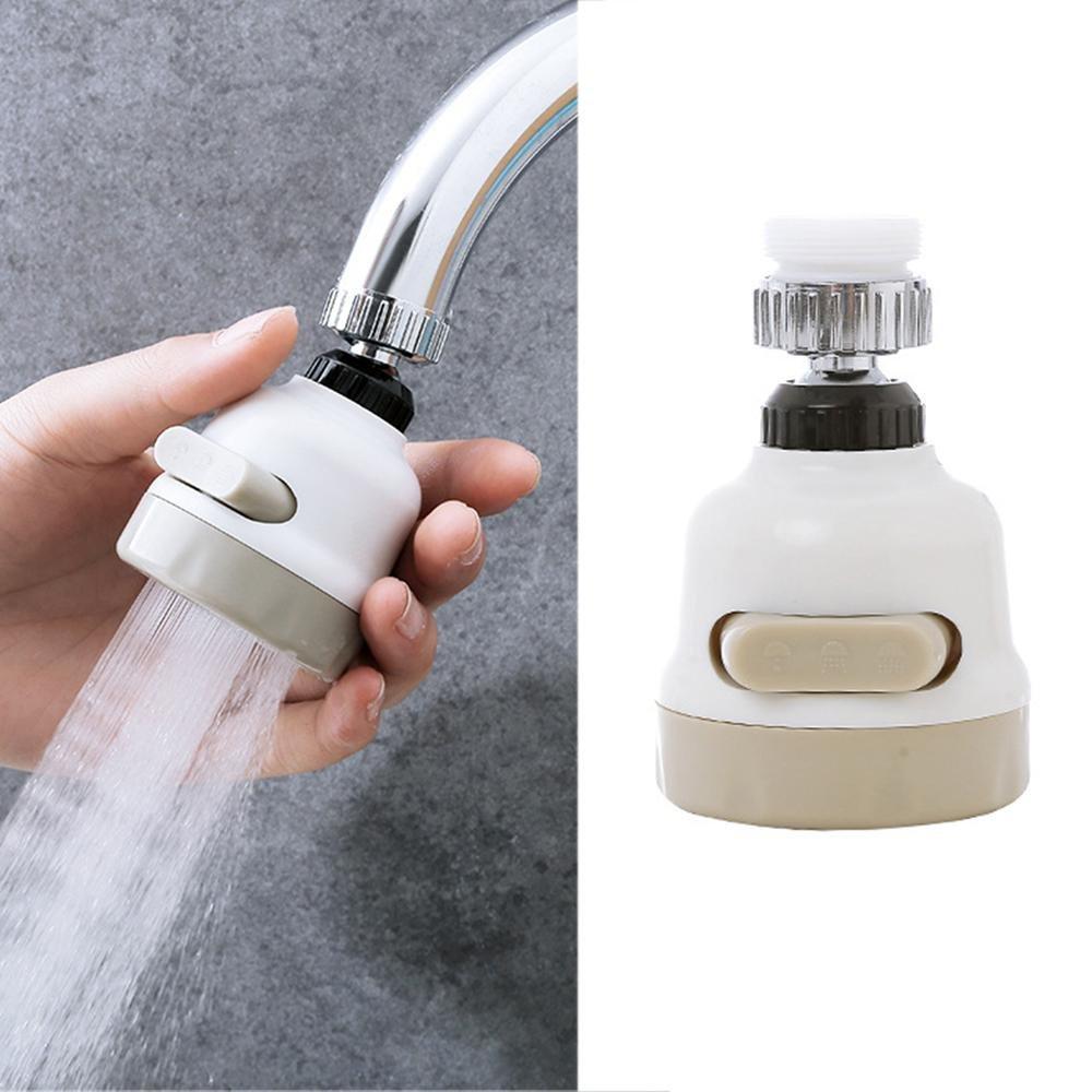 AOLVO Grifo de Cocina Giratorio para purificador de Agua de 360º, con Boquilla de Ahorro de Agua, difusor de aireador para Fregadero de Cocina, aerógrafo, Accesorios de Cocina: Amazon.es: Hogar