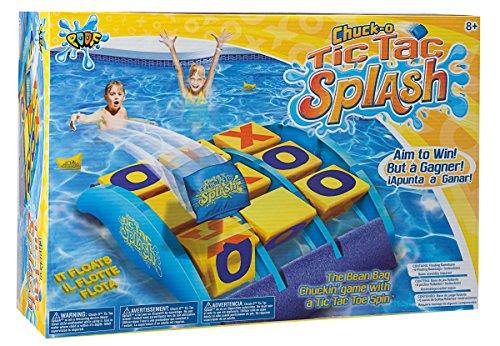 POOF Chuck O Tic Tac Splash