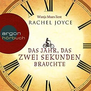 Das Jahr, das zwei Sekunden brauchte                   Autor:                                                                                                                                 Rachel Joyce                               Sprecher:                                                                                                                                 Wanja Mues                      Spieldauer: 12 Std. und 5 Min.     211 Bewertungen     Gesamt 3,6
