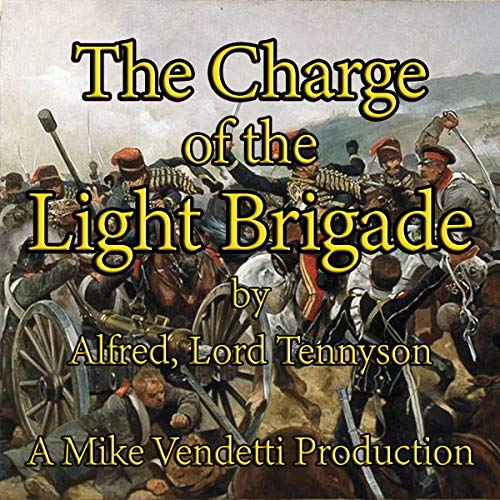 The Charge of the Light Brigade cover art