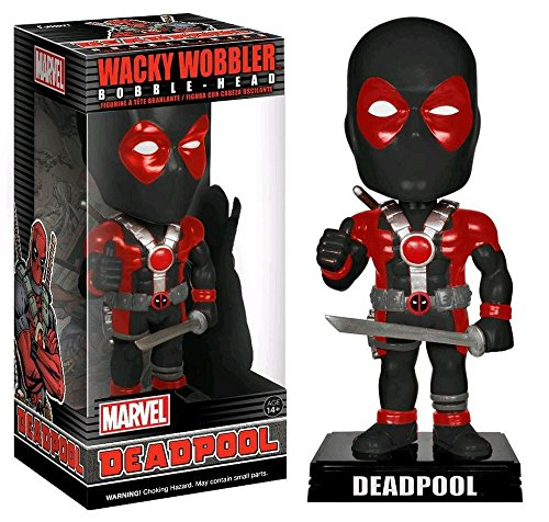 Wobbler: Marvel: Deadpool
