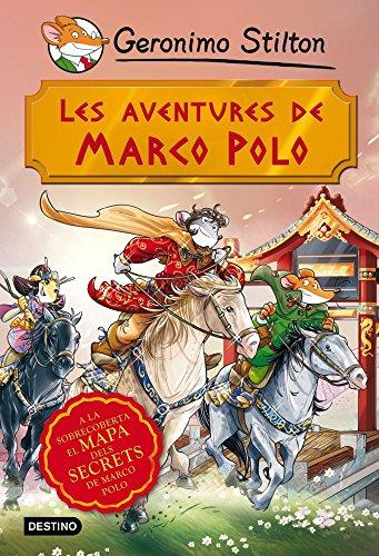 Les Aventures De Marco Polo (Geronimo Stilton)