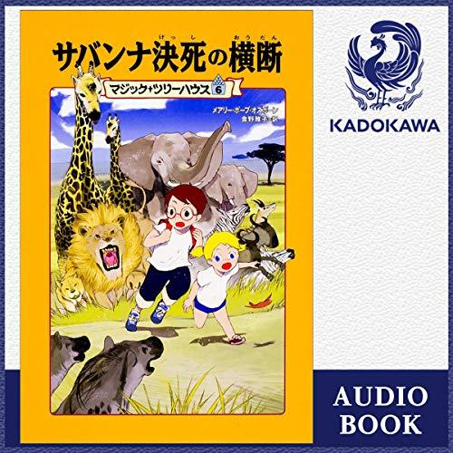 『マジック・ツリーハウス 第6巻』のカバーアート