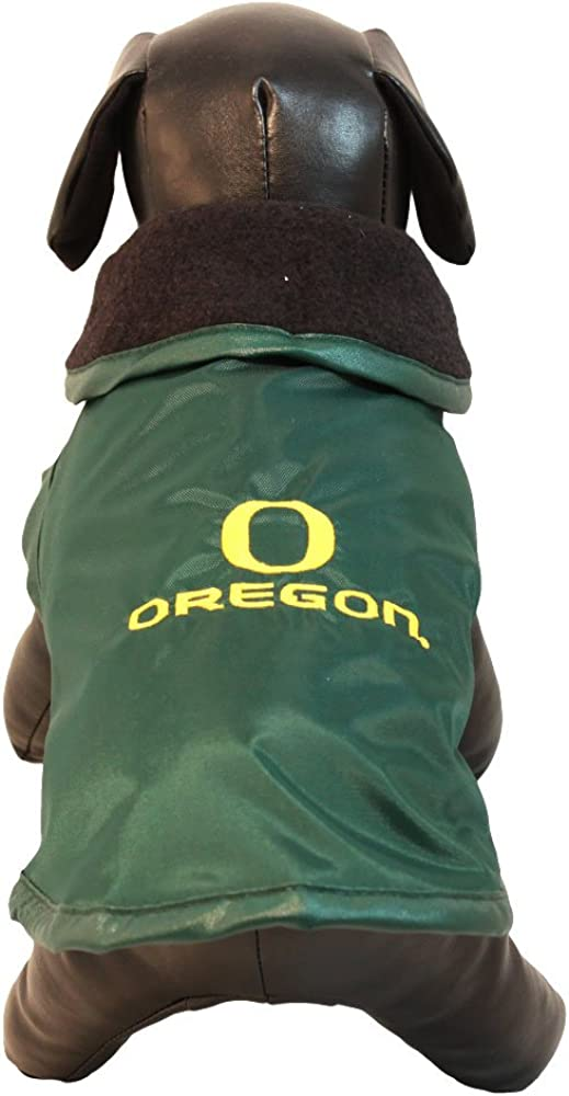 NCAA Oregon Ducks All Weather 毎日続々入荷 Outerwear Dog Resistant 直営ストア Protective