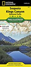 Best kings canyon road map Reviews