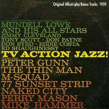 TV Action Jazz! (Original Living Stereo Album Plus Bonus Tracks 1959)