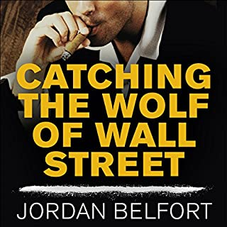Couverture de Catching the Wolf of Wall Street