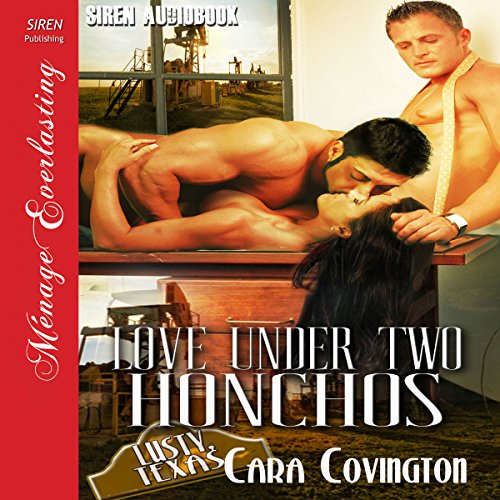 Love Under Two Honchos audiobook cover art