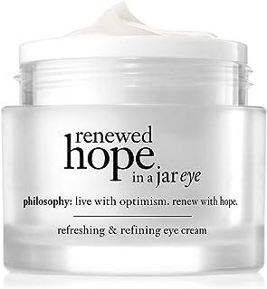 Philosophy Renewed Hope In A Jar Refreshing and Refining Eye Cream, 15ml
