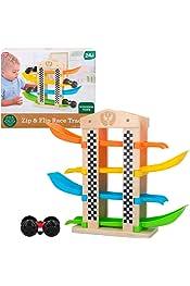 Amazon.es: ruedas coche - Madera: Juguetes y juegos