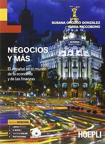 Negocios y mas [Lingua spagnola]