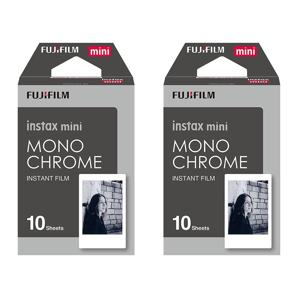 Pelicula instantanea para Instax Mini monocromatica (blanco y negro), – 20 unidades: Amazon.es: Electrónica