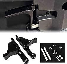 Black Billet Aluminum Anodized Door Handle Sets Fit For Can-Am Maverick X3 17-19