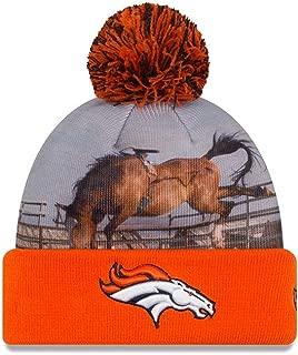 New Era 2016 Denver Broncos All Out Knit Hat