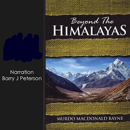 Beyond the Himalayas audiobook cover art