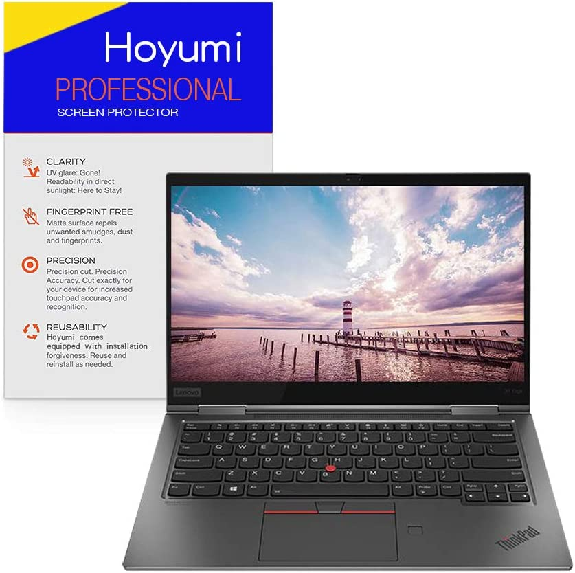 Hoyumi Screen Protector Fresno Mall for Thinkpad Super sale period limited X1 14 6 In Carbon Gen 7