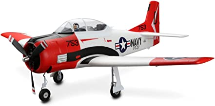 E-flite T-28 Trojan 1.2m BNF Basic with AS3X, EFL8350
