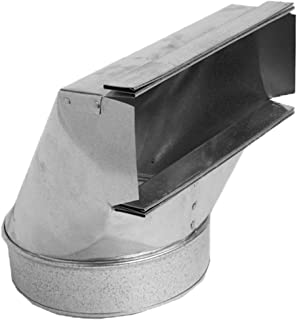 Best air duct square to round transition Reviews