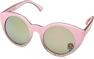 LOL Surprise Sunglasses with Case Kids Accessory, One Size